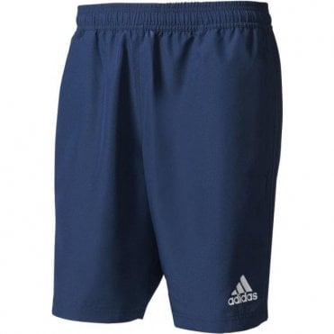 TIRO 17 WOVEN SHORTS COLLEGIATE NAVY/WHITE