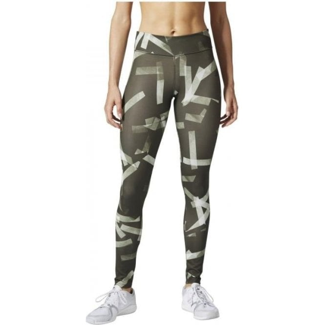 Adidas Womens D2M Performance Tight