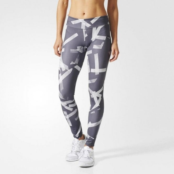 Adidas Womens D2M Running Tights