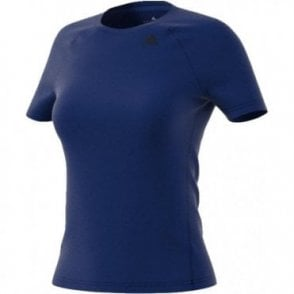 Womens D2M Solid t-shirt