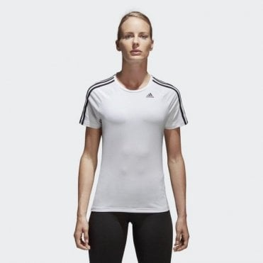 Women's Designed 2 Move 3 Stripes Tee