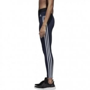 Women's Essentials 3 Stripes Tight Navy