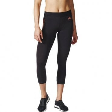 Womens Essentials 3 Stripes Tight