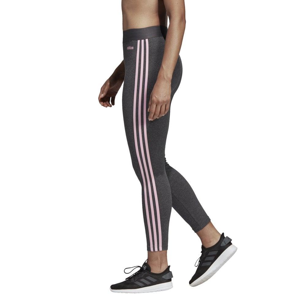 adidas Women s Essentials 3 Stripes Tights  a150df35501c