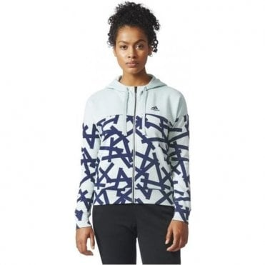 Womens Essentials Graphic Hoody