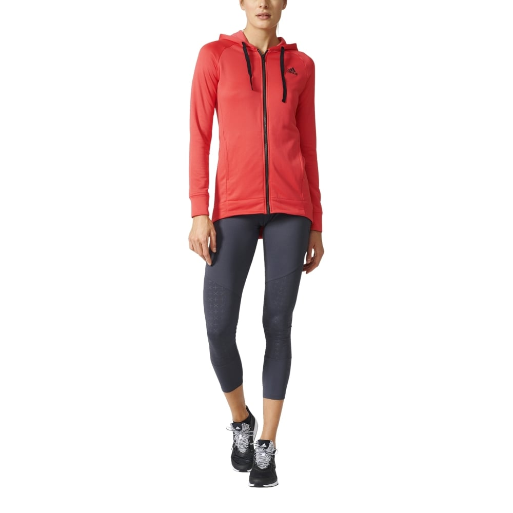 cb562e6584 ... Adidas Women's Hoody & Tight Tracksuit. Tap image to zoom. Sale.  Women's Hoody & ...
