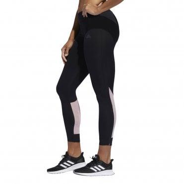 best website 3281a b50df Womens Own The Run Tights BlackPink