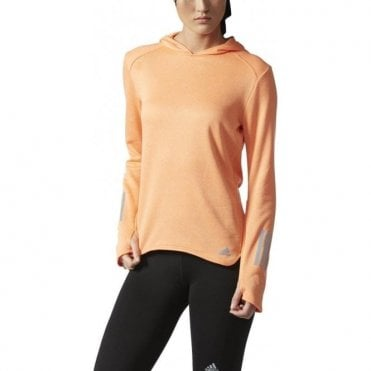 Women's Response Astro Hoodie Orange