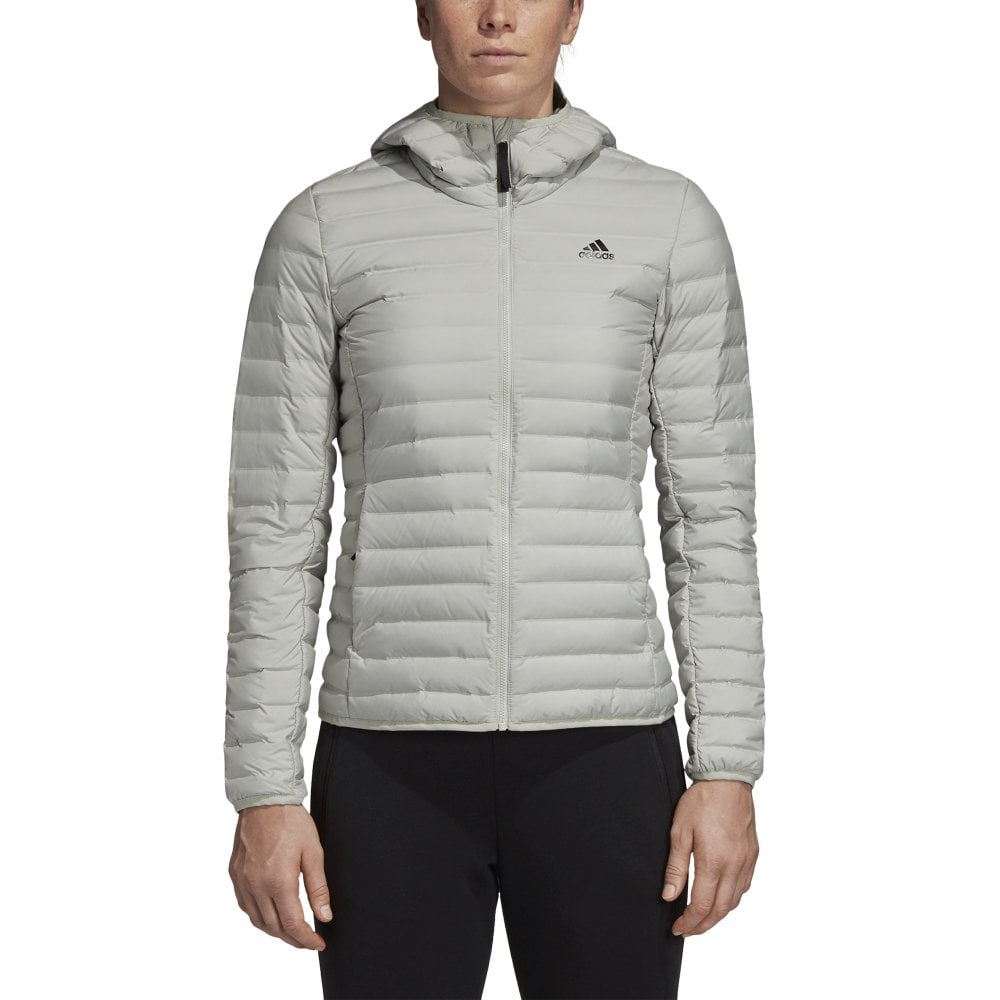 e6b9a247 adidas Women's Varilite Soft Hooded Jacket | BMC Sports