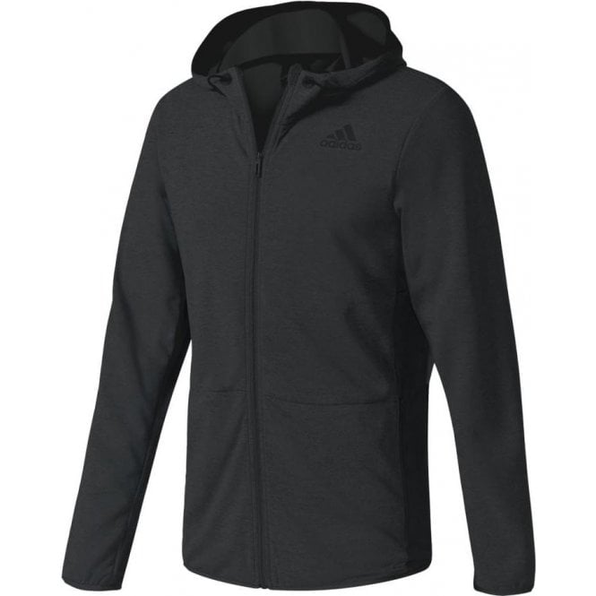 Adidas Workout Climacool Full Zip Hoody