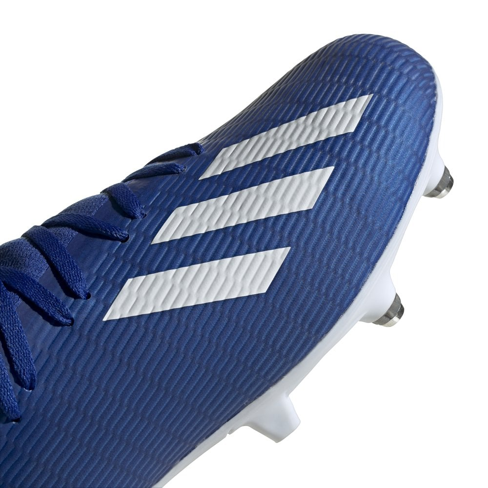 Adidas X 19.3 SG Blue