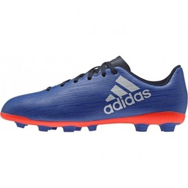 X16.4 FG JNR BOOT BLUE