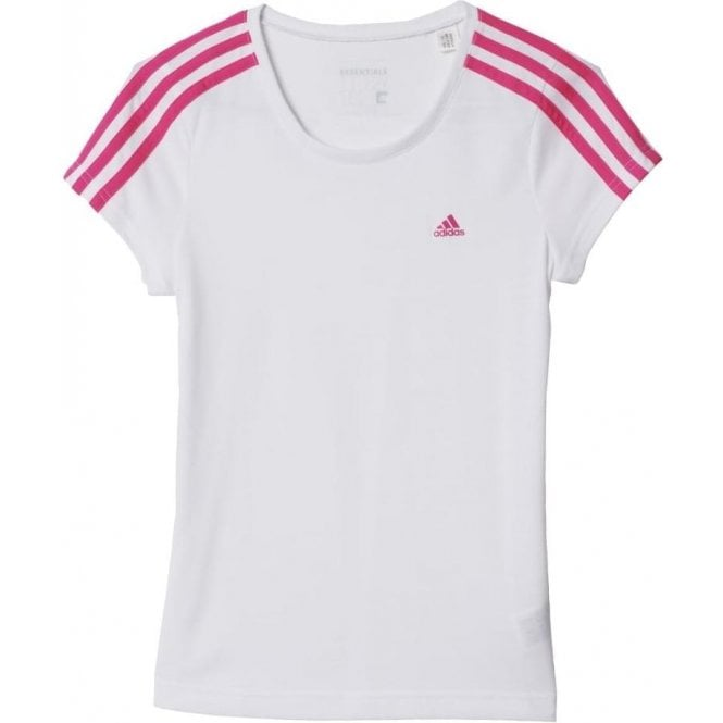 2ca34351c YOUNG GIRLS ESSENTIAL 3S T SHIRT