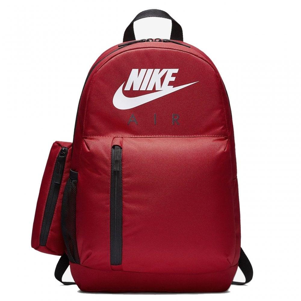 Nike Air Elemental Backpack w  Pencil Case Red   BMC Sports 46478821df
