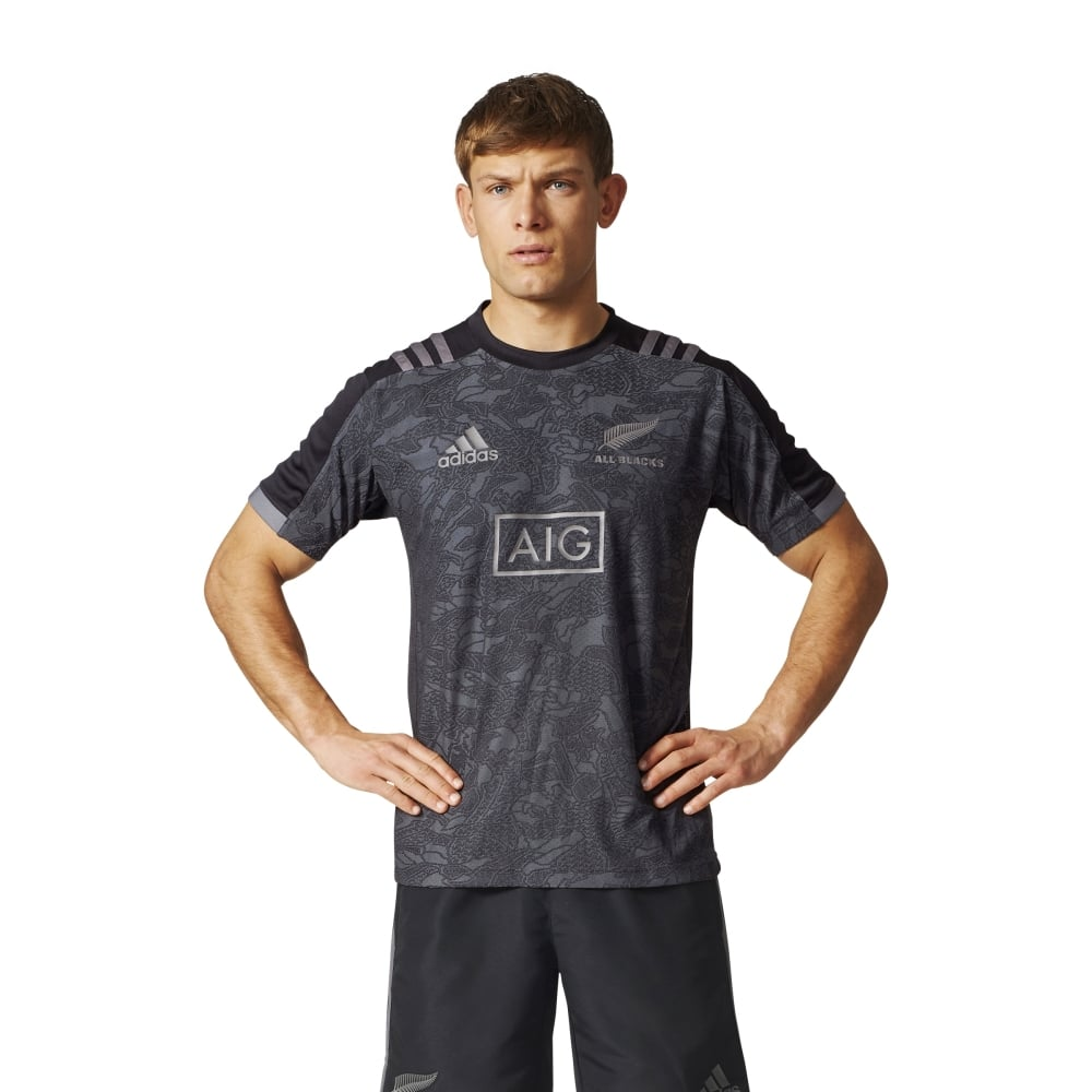 d675ccbc701e63 adidas All Blacks Lions Performance Tee
