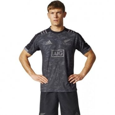 All Blacks Lions Performance Tee