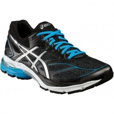 GEL-PULSE 8 RUNNING SHOES BLACK/BLUE