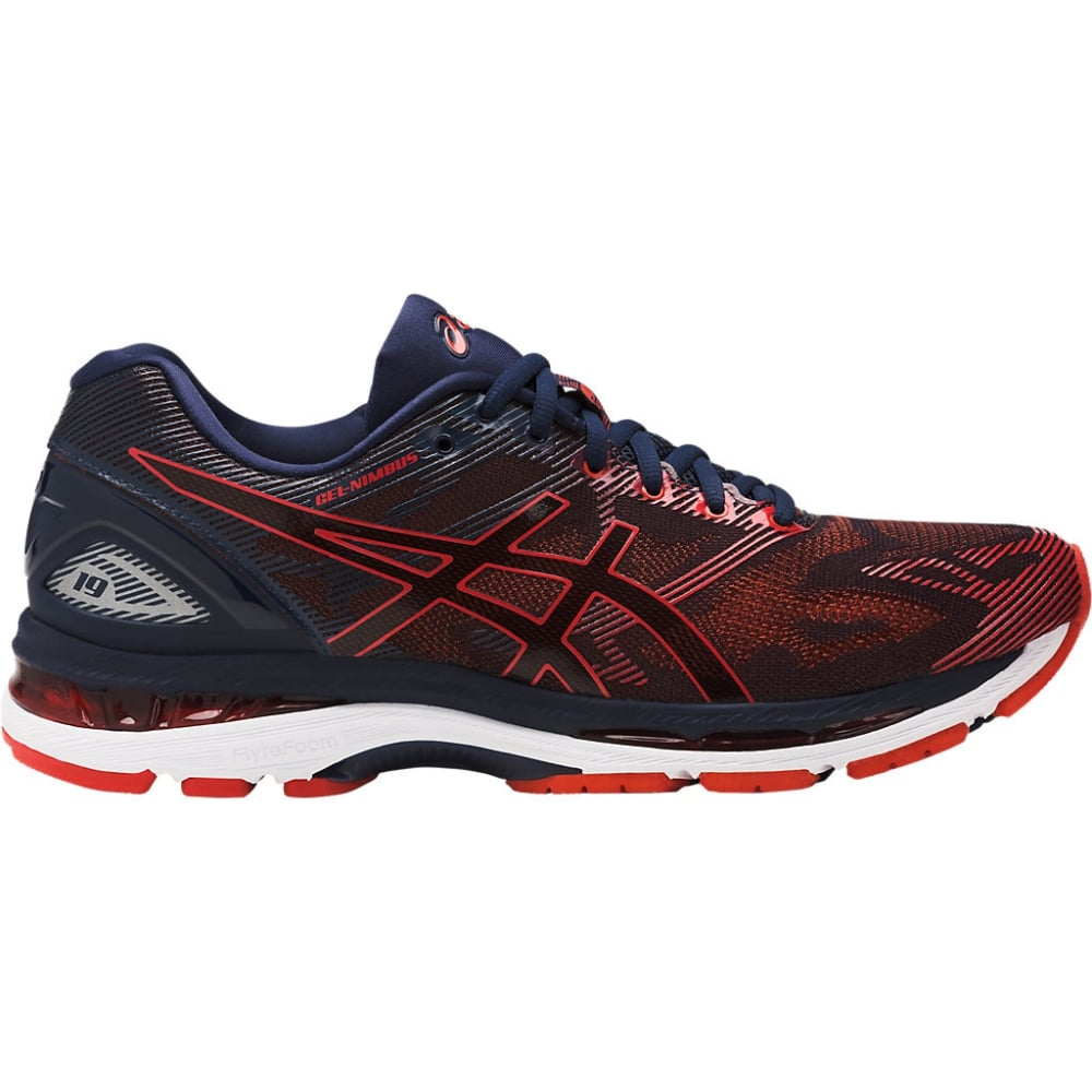 asics gel nimbus 19 mens running shoe. Black Bedroom Furniture Sets. Home Design Ideas