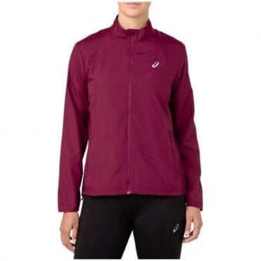 Women's Silver Running Jacket