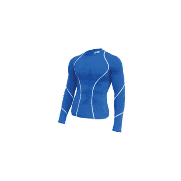 Compression Gear Top Blue