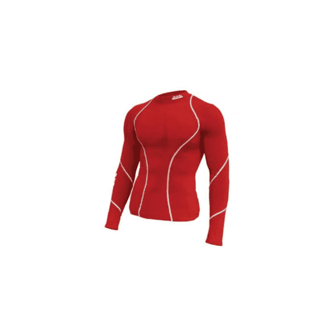 Atak Sports Compression Gear Top Red