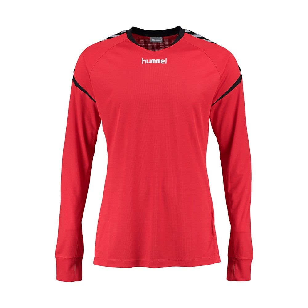 d0b240430a9 Hummel Authentic Charge LS Poly Jersey