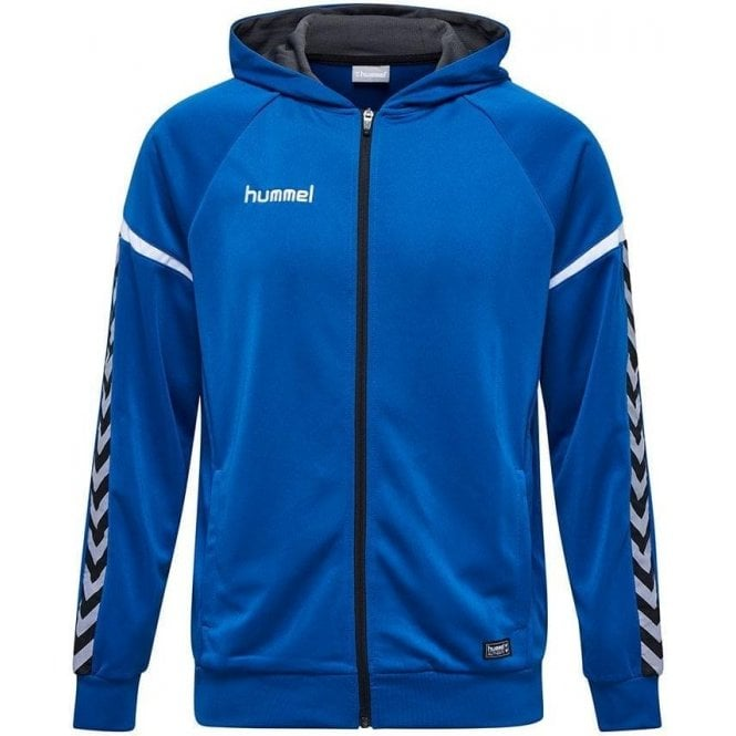 Hummel Authentic Charge Zip Hoodie  03fdb201277e8