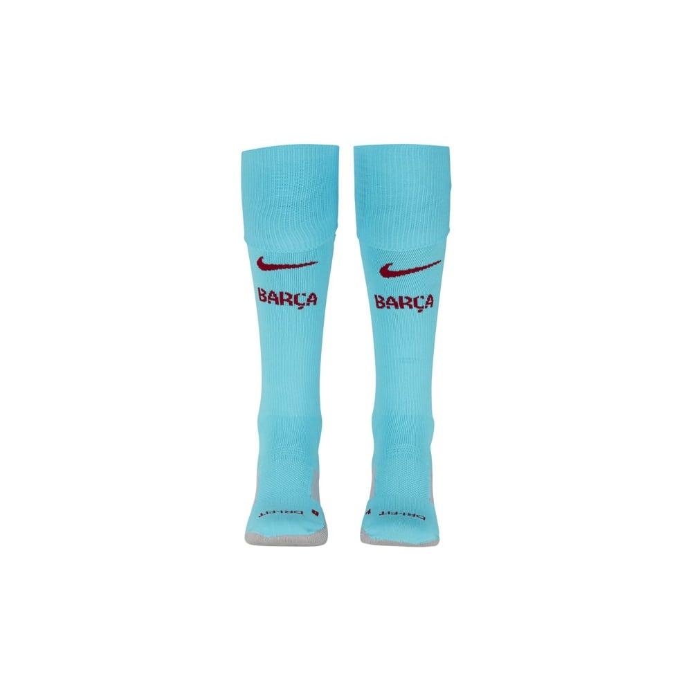 Barcelona 17 18 Away Socks 8c2ef5892