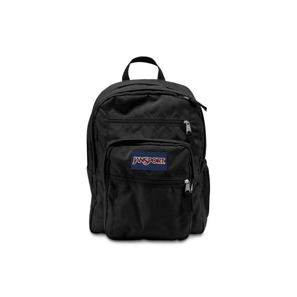 d1a434492f11 Jansport Big Student Backpack Black