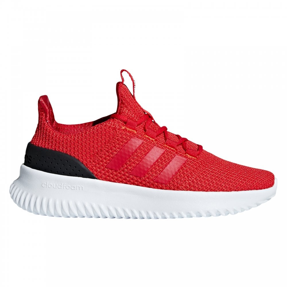adidas Boys Cloudfoam Ultimate Red
