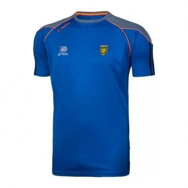 Boys Donegal GAA Dillion 01 Tshirt Blue