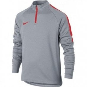 Boys Dri-FIT Academy Quarter Zip