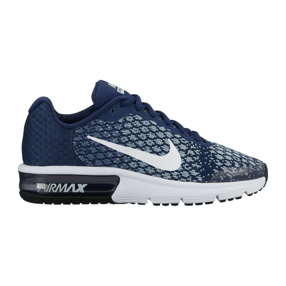 accf96293c64 Nike Boys  Air Max Sequent 2 (GS) Running Shoe