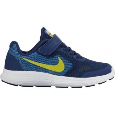 Boys' Nike Revolution 3 (PS)