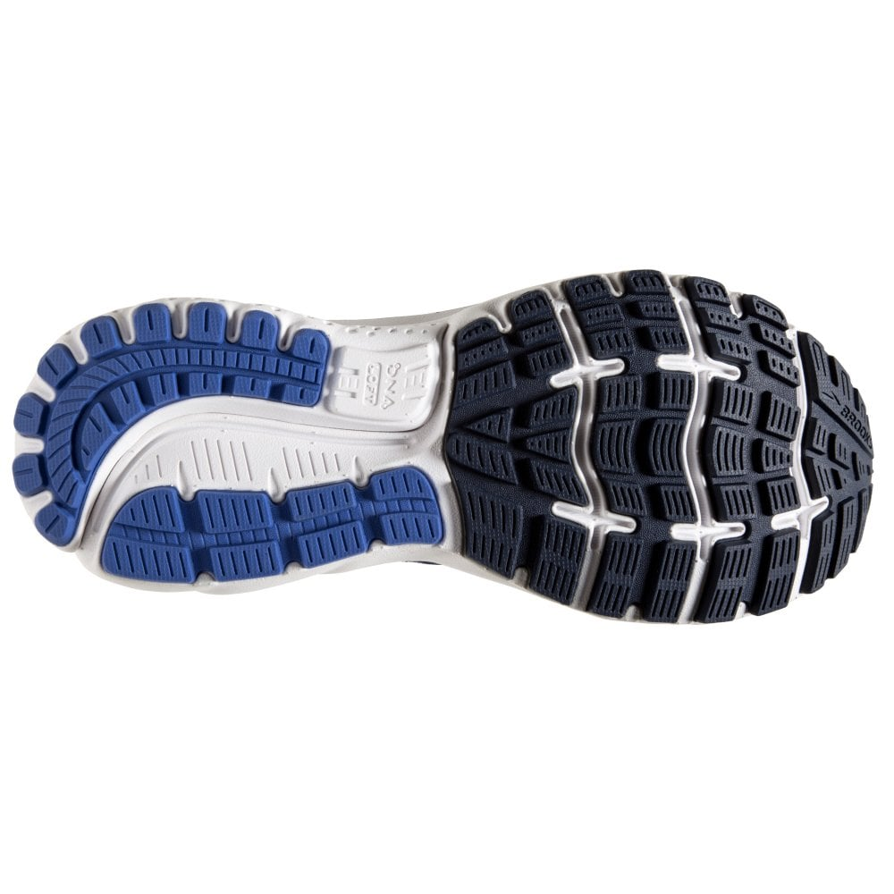 Ghost 12 Blue Wide Fit Running Shoes
