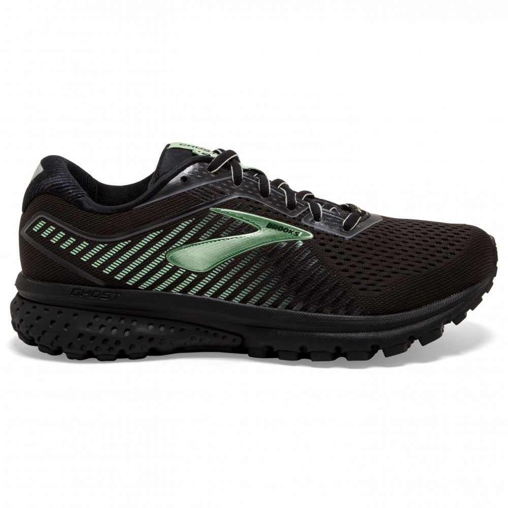 Ghost 12 Gore-Tex Black Running Shoes
