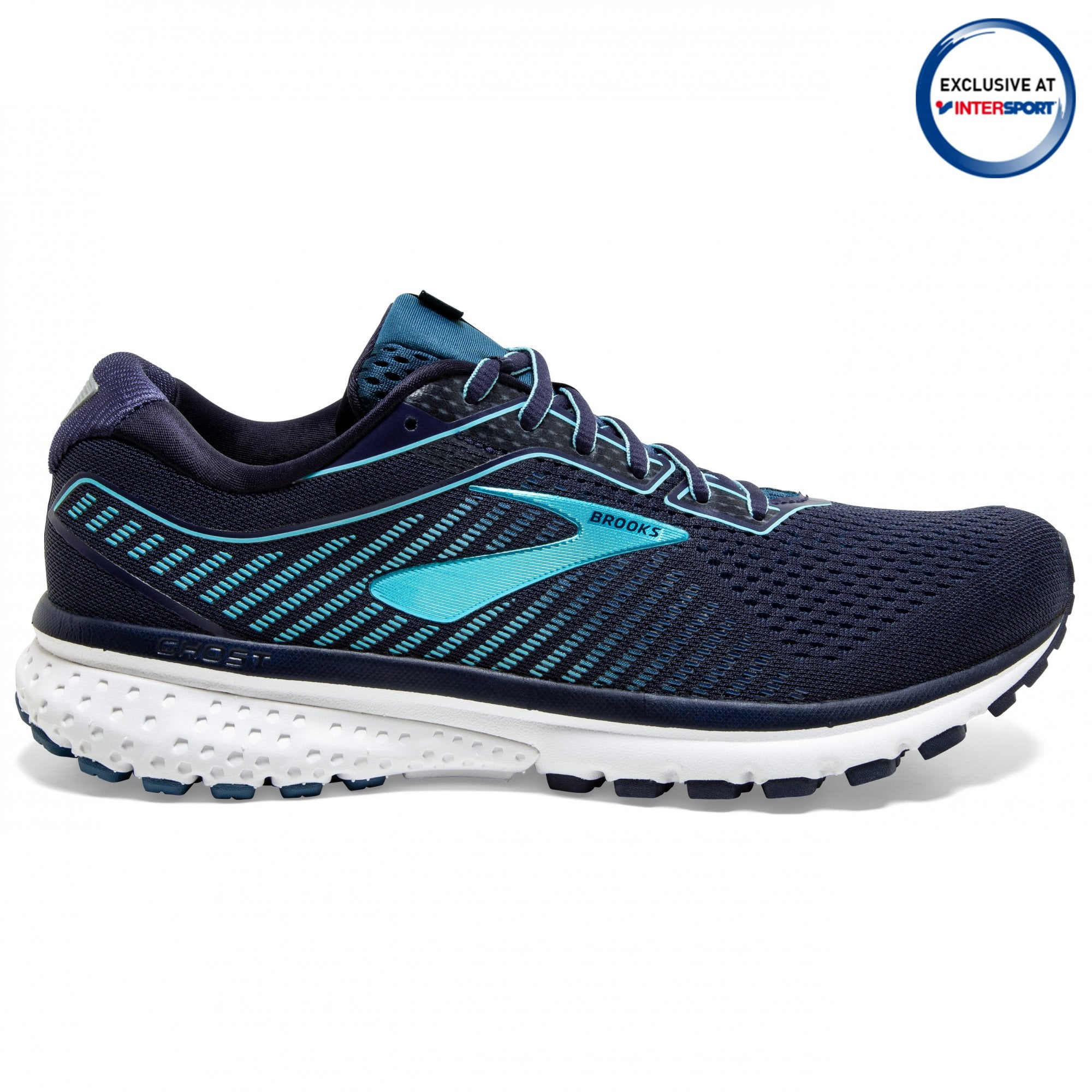 Ghost 12 Navy Running Shoes   BMC Sports