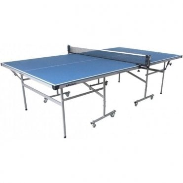 Fitness Indoor Table Blue/Silver