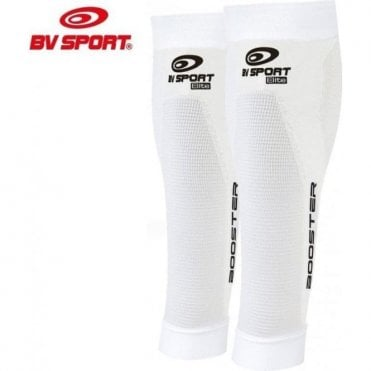 BV SPORT Booster Elite White - Effort sleeve