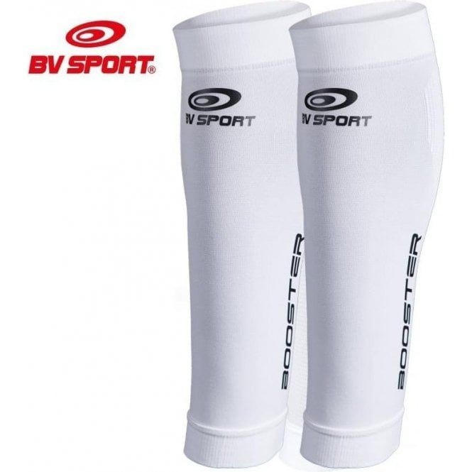 BV SPORT Booster One White - Effort Sleeve M+ WIDE FITTING