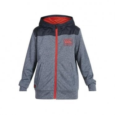 Boys Vaposhield Fleece Zip Hoody