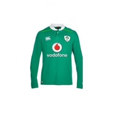 IRELAND HOME CLASSIC LS JERSEY