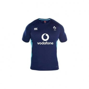 IRELAND RUGBY VAPODRI SUPERLIGHT POLY TSHIRT