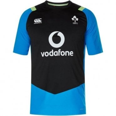 IRFU Vapodri Light Tee Blue