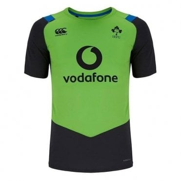 IRFU Vapodri Light Tee Green
