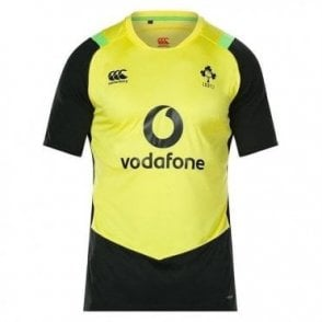 IRFU Vapodri Light Tee Yellow
