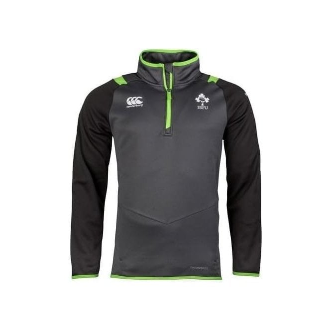 Canterbury Mens IRFU Thermoreg Quarter Zip