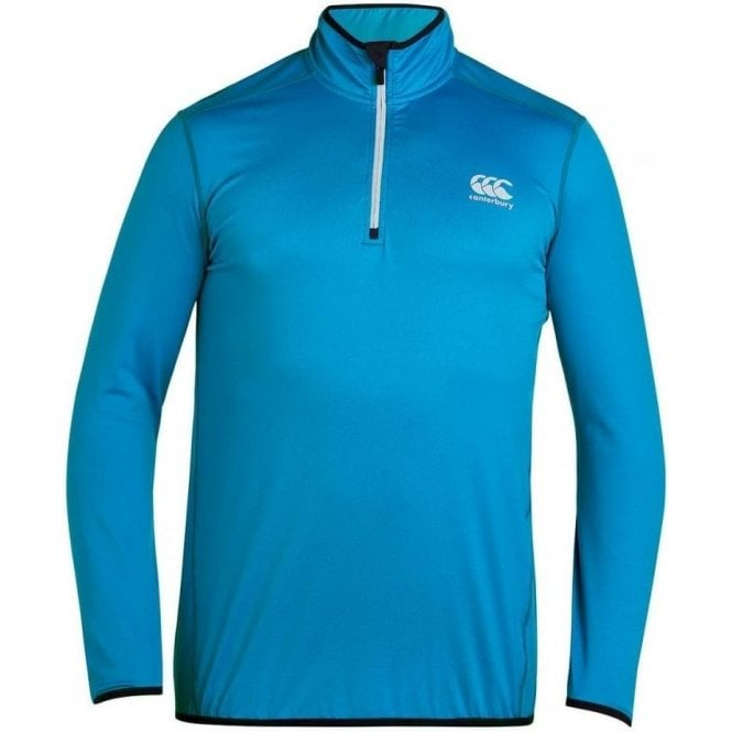 Canterbury Mens Thermoreg Quarter Zip