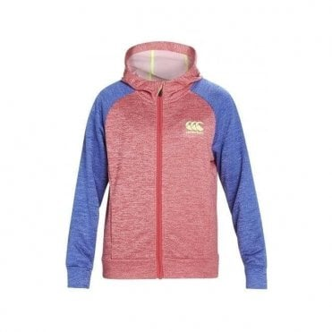 Poly Fleece FullZip Hoody