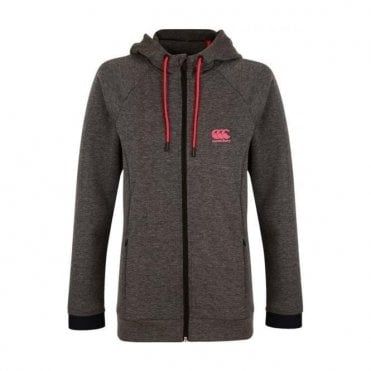 Women's Interlock Zip Through Hoody